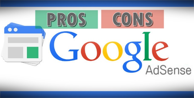 adsense pros and cons