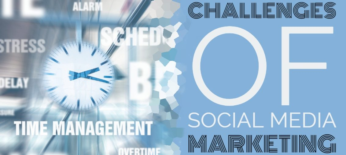 challenges of social media marketing