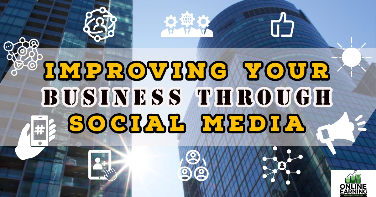 improving business through social media