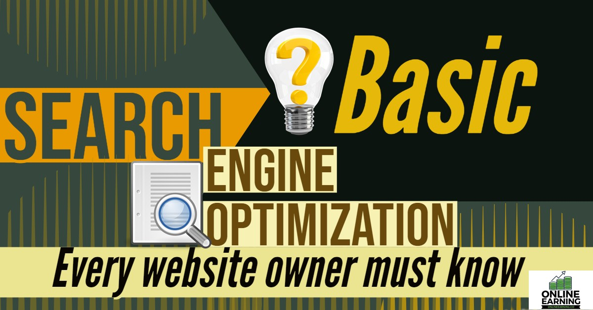 what is basic search engine optimization