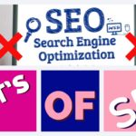 Don'ts of SEO and SEO techniques